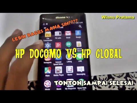 Apa perbedaan Sony Xperia asli Global dan NTT Docomo? Pertama, harga Sony Xperia Docomo lebih murah .