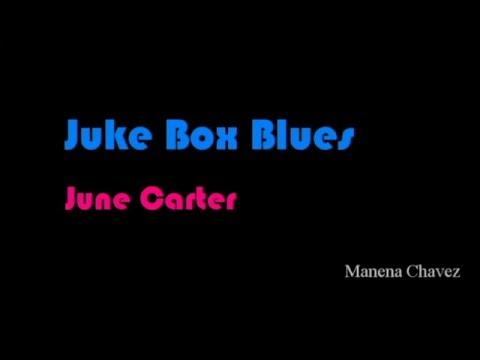 June Carter - Juke Box Blues Karaoke