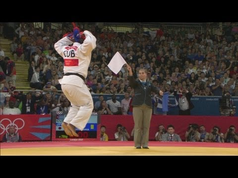 Judo Women -78 Kg Final - Gold Medal - Cuba V Japan Full Replay -- London 2012 Olympic Games