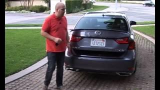 Наши тесты - Lexus GS