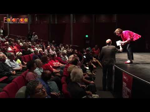 Scandal - Ged Kearney vs the Macedonian Community
