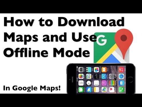 How to Download a Map to Your iPhone with Google Maps ... Save Maps Offline Iphone on service maps, online interactive maps, advertising maps, facebook maps, print maps,