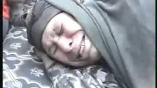 حتى كبار السن في سوريا لهم نصيب من فسق هذا النظام.flv