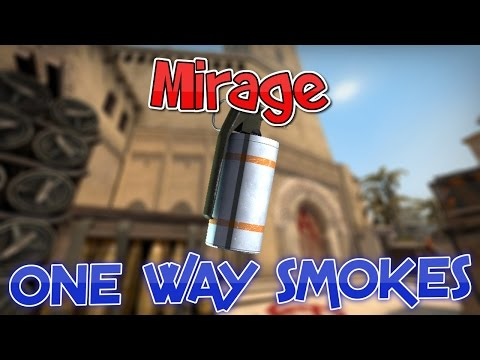 [MIRAGE] - 8 One Way Smokes