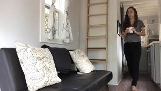 Charleston Tiny House Airbnb March 2017