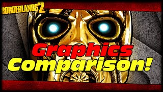 Borderlands 2 Last Gen Vs Next Gen Graphics Comparison! Handsome Collection Worth The Upgrade?