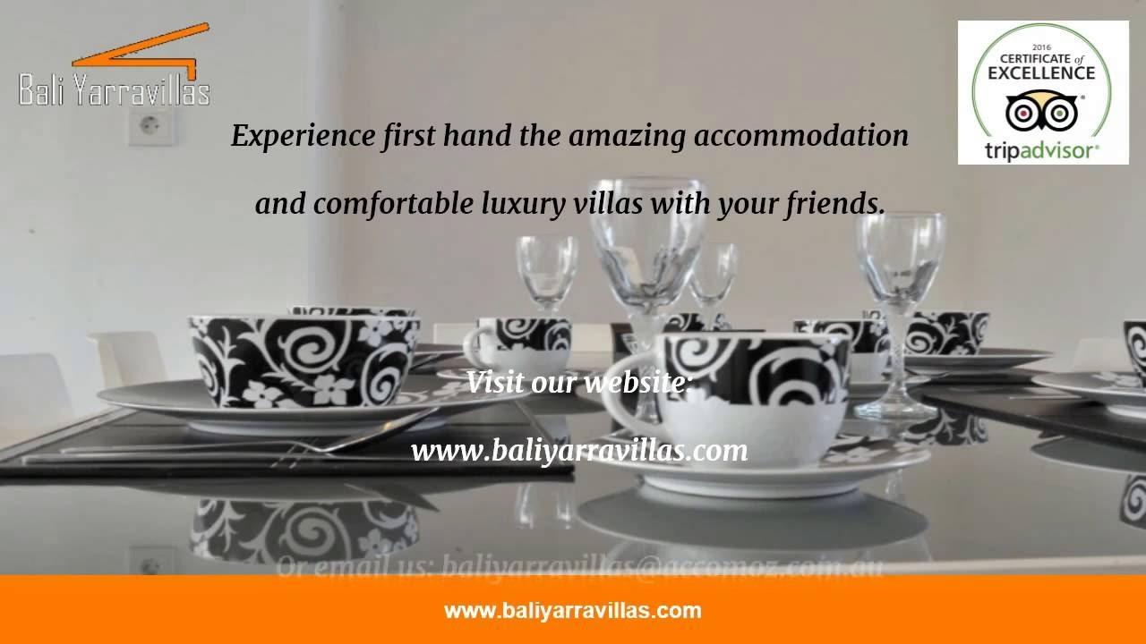 Bali Yarra Villas Seminyak Trip Advisor Reviews Youtube