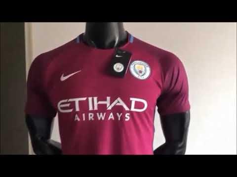 camisas del manchester city