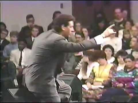 """Rod Parsley - The Hinge of Faith 1/3 - """"Faith is"""""""