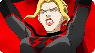 FREEDOM FIGHTERS: THE RAY Comic-Con Trailer SEASON 1 (2017) DC Superhero Series