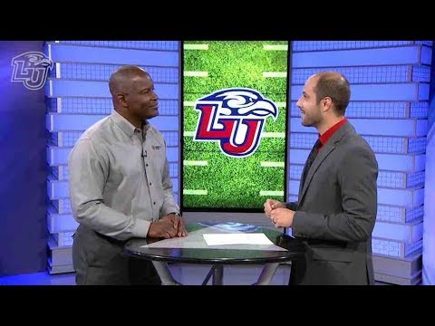 Coach Turner Gill recaps LU Flames win over Baylor