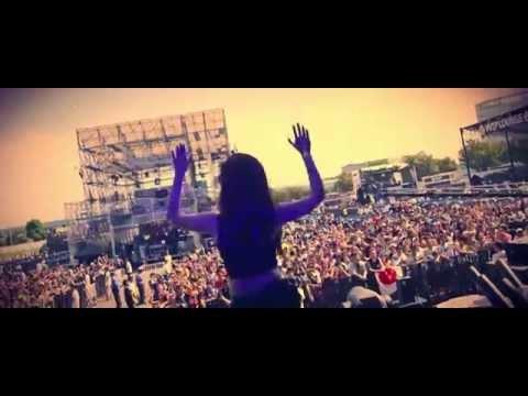 Mykris @ Ultra Music Festival Japan 2014 (Main Stage)