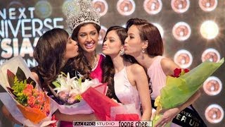 Miss Universe Malaysia 2014 Grand Final - Crowning Moment