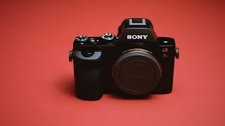 Why I Bought the Original Sony A7r in 2019