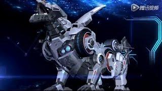 QQ Speed 2.0 Bộ Sưu Tập Xe Robot Mừng Năm Mới 2015