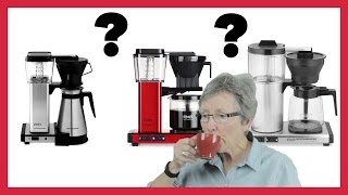 Ask Gail: Which Technivorm Is Best?