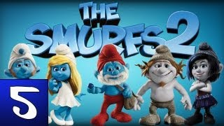 The Smurfs 2: Spooky Woods - Level 4, 5 and Azrael (PART 5)