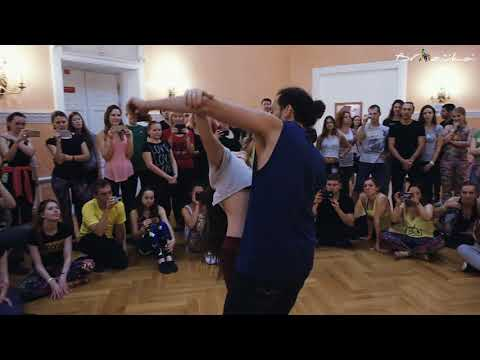 Ry'El + The Unicorn - Brazuka Dance Festival Moscow 2017