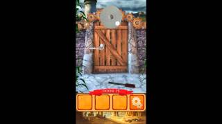 100 Doors World of History Level 75 - Walkthrough