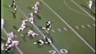 1989 Pilot Point vs Olney Bi-District Highlights