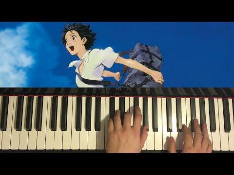 The Girl Who Leapt Through Time - Kawaranai Mono (Piano Tutorial Lesson)