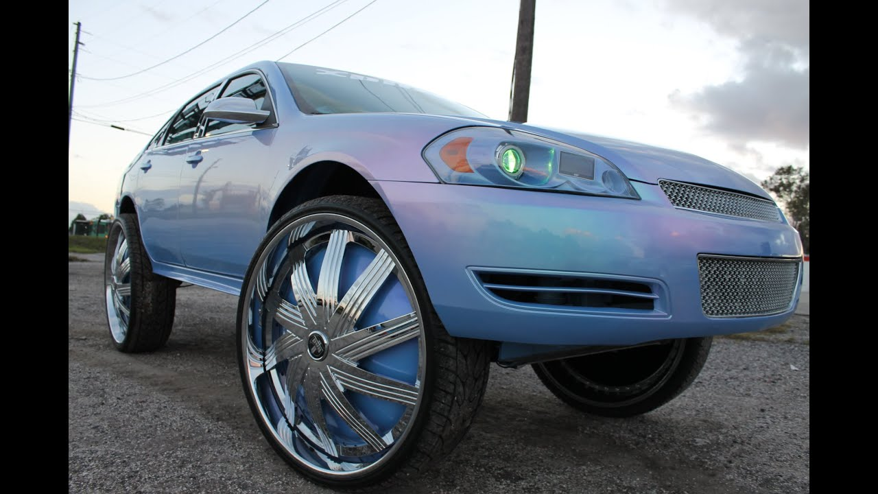 Als Outrageous Impala On 32s Youtube