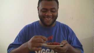Black Man VS 3 GHOST PEPPERS! @siggas