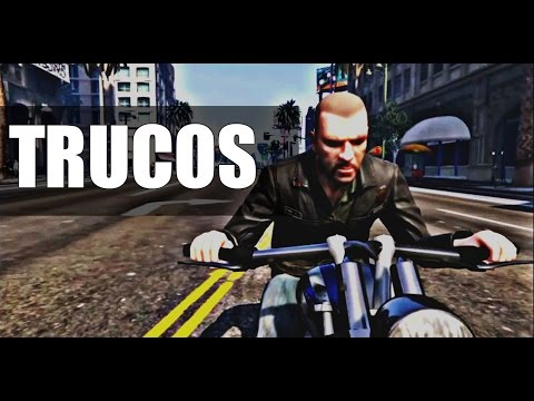 TODOS LOS TRUCOS DE GTA IV: THE LOST AND DAMNED PC/XBOX/PLAYSTATION