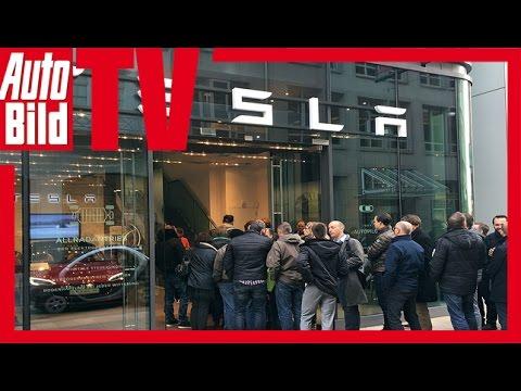 Tesla Model 3 (2016): Vorbestellung in Hamburg