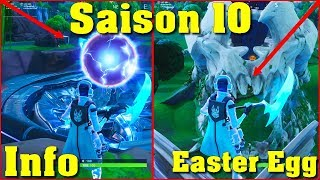FORTNITE: SAISON 10 , SAISON COMBAT PAS 10 , NEW CARTE AND INFO FORTNITE BATTLE ROYALE