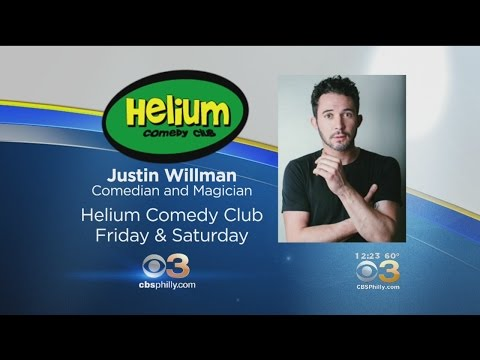 Comedian/Magician, Justin Willman Gives A Preview Of His Unique ...