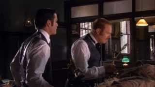 MURDOCH MYSTERIES Season Five Trailer
