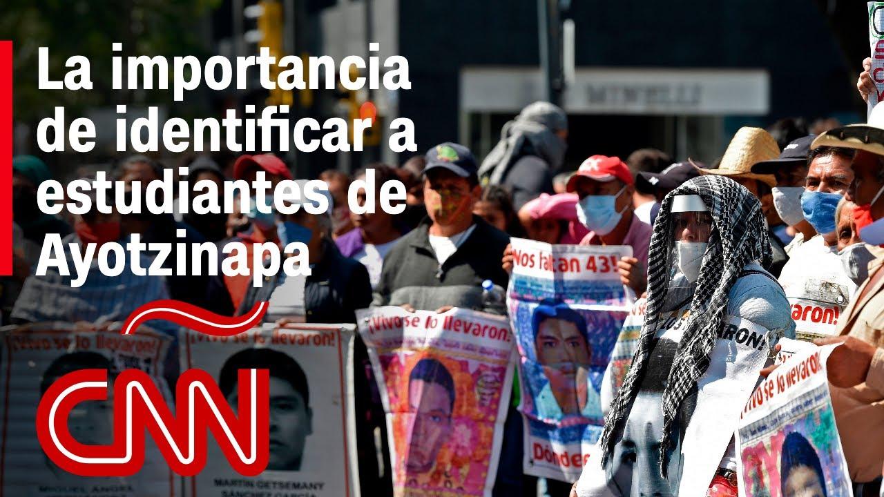 Identifican los restos de otro estudiante de Ayotzinapa desaparecido, ¿qué significa?