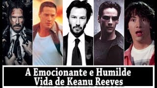 Download A EMOCIONANTE E HUMILDE VIDA DE KEANU REEVES Mp3 and Videos