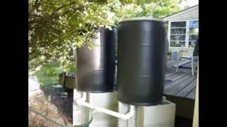 The Best Rain Barrel System