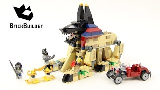 Video Lego Pharaoh's Quest 7326 Rise of the Sphinx - Lego Speed Build download MP3, 3GP, MP4, WEBM, AVI, FLV Juli 2018