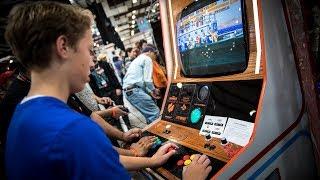 Custom-Built Live-Streaming Arcade Cabinet!