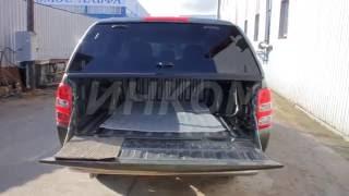 Установка кунга Carryboy S2 на пикап Mitsubishi L200 2016(На данном ролике мы пошагово рассмотрим процесс установки кунга модели Carryboy S2 на пикап Mitsubishi L200 New в нашем..., 2016-07-18T12:57:57.000Z)