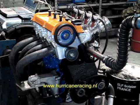 Volkswagen 2 0 16v Race Engine 265hp Youtube
