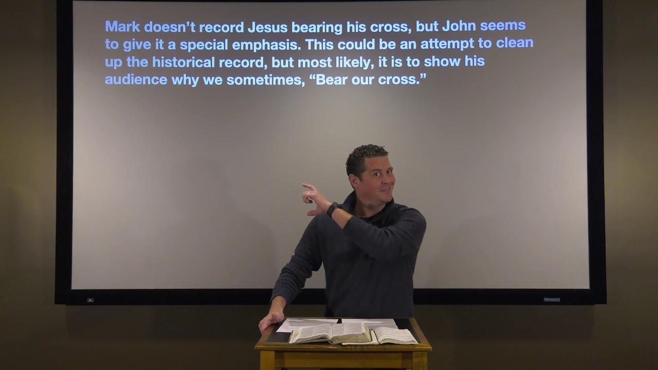 Studies in John - #118: Jesus In The Center