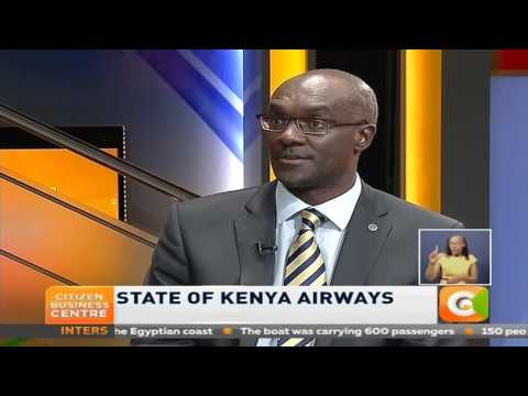 The Business Center: State of Kenya Airways