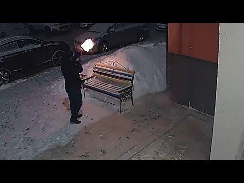 Месть горца. Автоматная стрельба в нефтяной столице России. Real Video