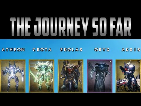 Destiny - The Journey So Far