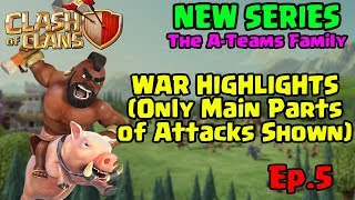 Best TH11 GoBoWitch/Hogs/GiBoWitch Attacks - Clash of Clans - WAR HIGHLIGHTS - Ep 5