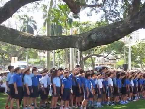 Kamehameha Schools 5th Graders -- Hōkūle