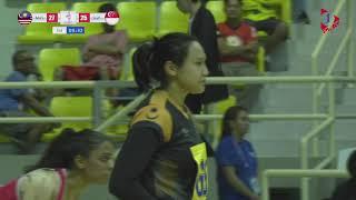 Highlights: Malaysia 48-42 Singapore - 2019 SEA Games Netball Final