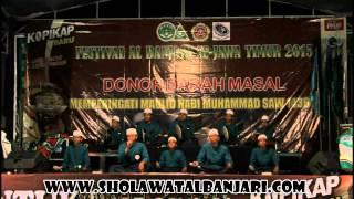 Gambar cover Al Predator - Seleksi Festival Banjari Wedi 2015