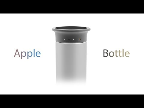 Download Youtube: Apple Bottle is here.