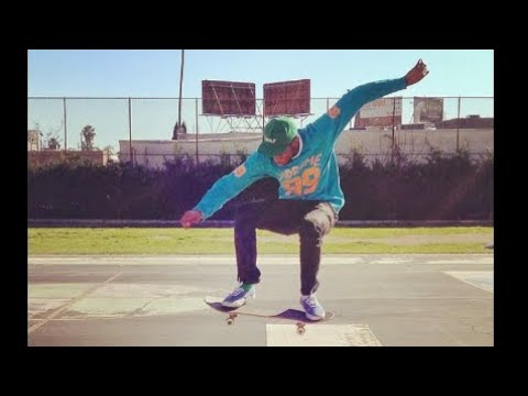 Tyler The Creator Skating