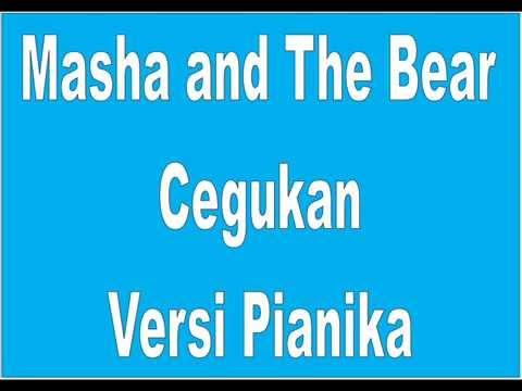 Pianika Masha and The Bear Cegukan